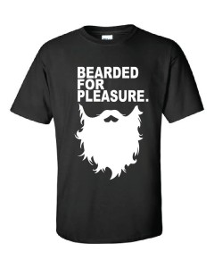 Local Imprint Men's Bearded For Pleasure