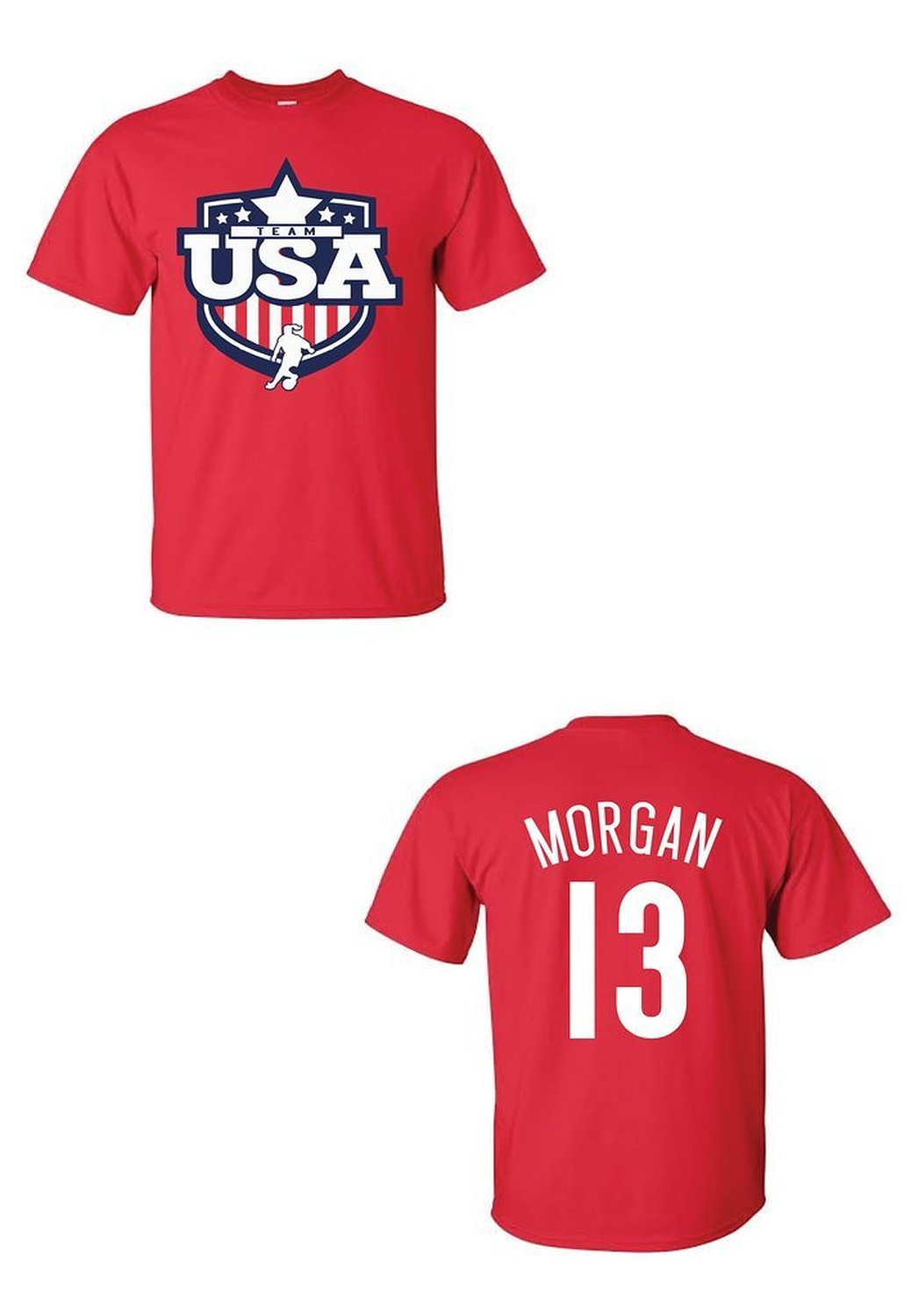 a92d0f239fa Team USA Alex Morgan