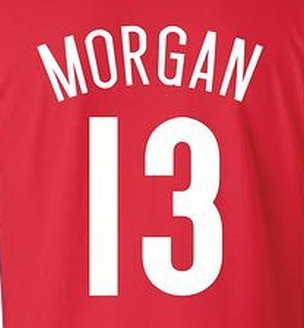 0cc82c51bb8 Team USA Soccer - Alex Morgan 13, T-Shirt