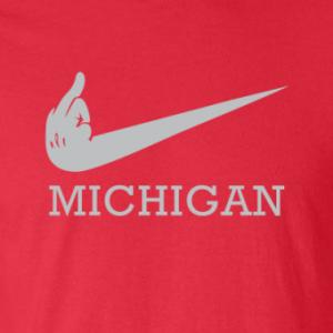 F*#k Michigan, T-Shirt