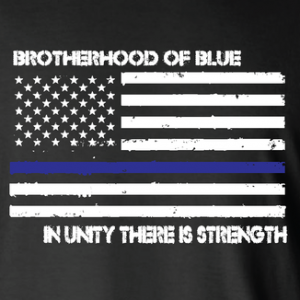 Brotherhood of Blue - In unity there is strength