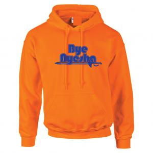 Bye Ayesha - Cleveland Cavs 2016, Orange, Hoodie