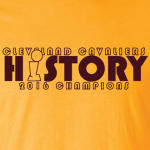 History - Cleveland Cavaliers 2016 NBA Champions