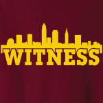 Witness - Cleveland Cavaliers 2016 NBA Champs