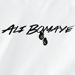 Ali Bomaye - Muhammad Ali, Hoodie, Long Sleeved, T-Shirt