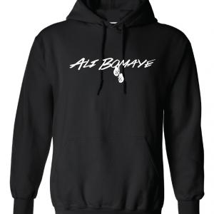 Ali Bomaye - Muhammad Ali, Black, Hoodie