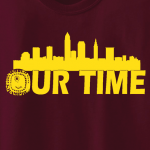 Our Time - Cleveland Cavaliers 2016, Hoodie, Long Sleeved, T-Shirt