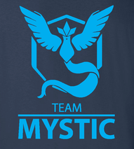 Pokemon Go Team Mystic