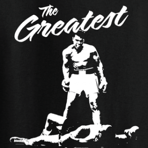 The Greatest - Muhammad Ali, Hoodie, Long Sleeved, Hoodie