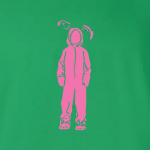 Bunny Suit - A Christmas Story - Ralphie, Hoodie, Sweatshirt, Long Sleeved, T-Shirt