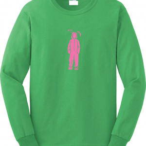 Bunny Suit - A Christmas Story - Ralphie, Green, Long Sleeved