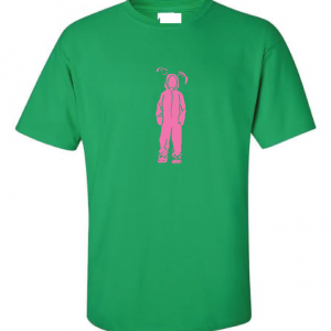 Bunny Suit - A Christmas Story - Ralphie, Green, T-Shirt