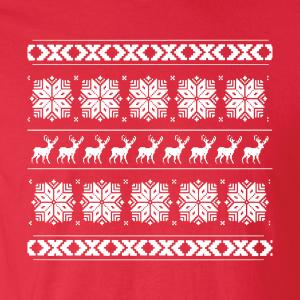 Christmas Knitting Sweater - Ugly, Hoodie, Sweatshirt, Long Sleeved, T-Shirt