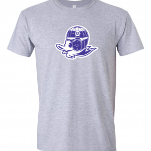 Glen Este Duck, Grey, T-Shirt