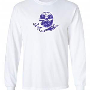 Glen Este Duck, White, Long Sleeved