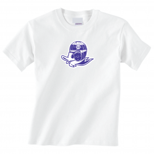Glen Este Duck, White, T-Shirt