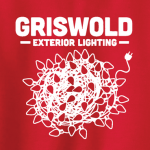Griswold Exterior Lighting - Christmas Vacation, Hoodie, Sweatshirt, Long Sleeved, T-Shirt