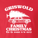 Griswold Family Christmas, Hoodie, Sweatshirt, Long Sleeved, T-Shirt