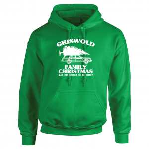 Griswold Family Christmas, Green, Hoodie