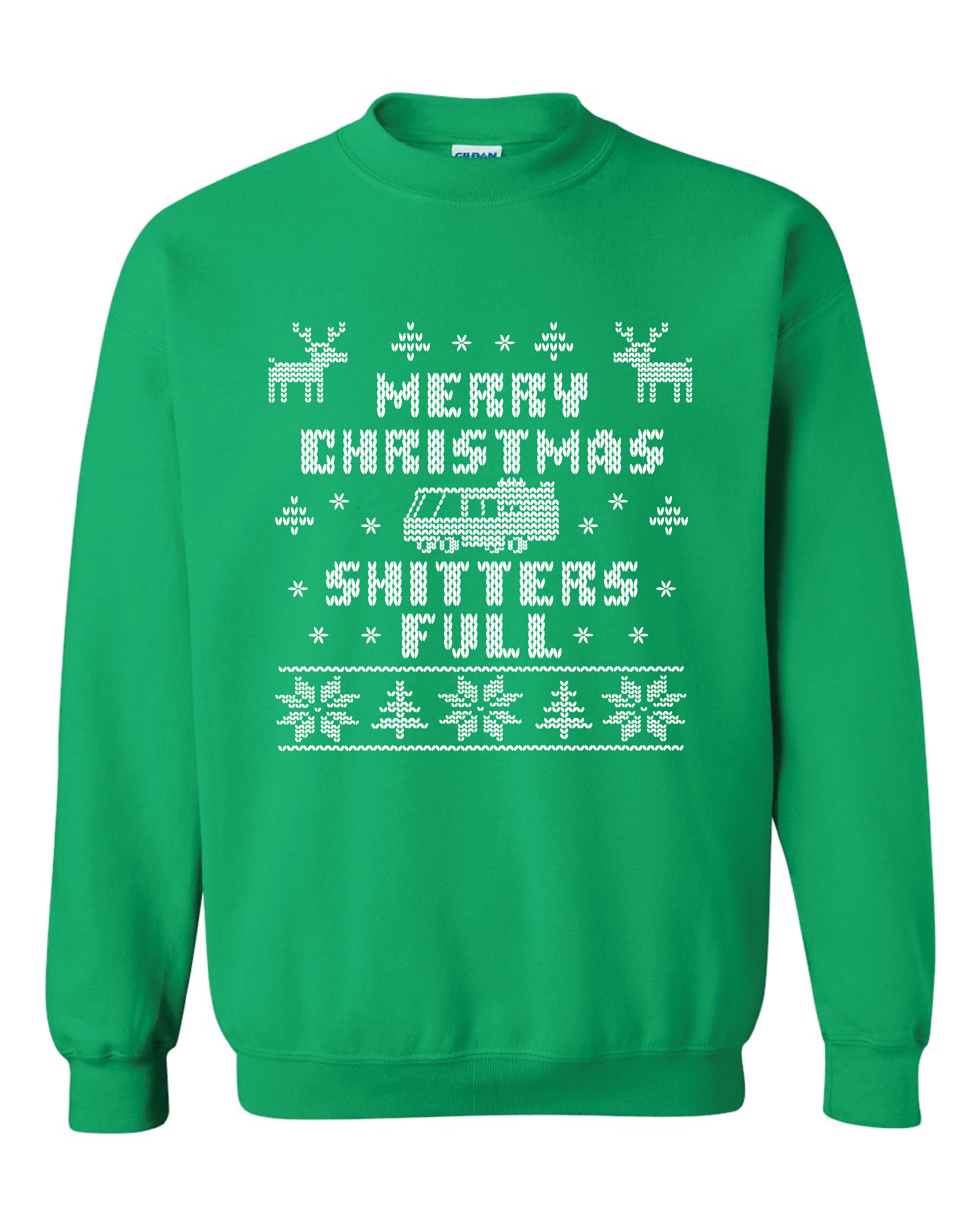Christmas vacation cousin eddie sweater
