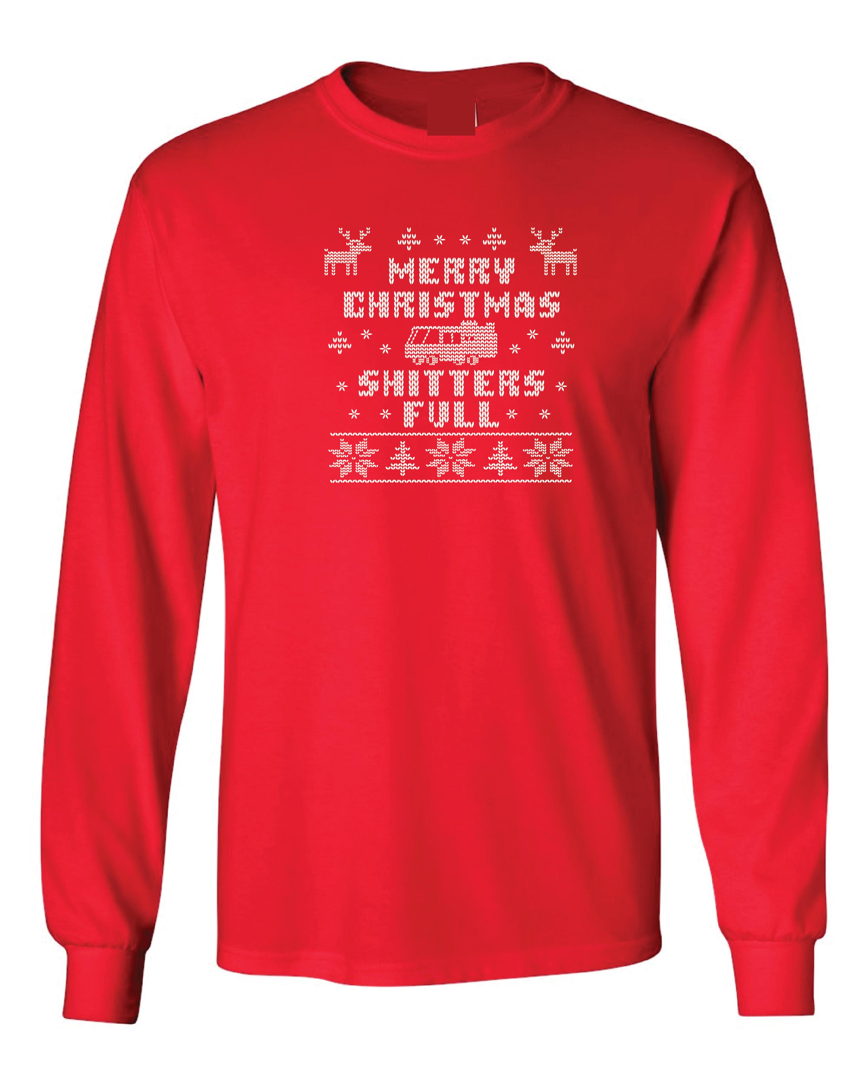 Merry Christmas Shitter's Full – Christmas Vacation |