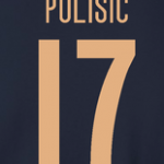 USA Men's Soccer National Team - Pulisic 17, Hoodie, Long-Sleeved, T-Shirt