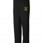 Black River Pirates Gildan Sweatpants, Black