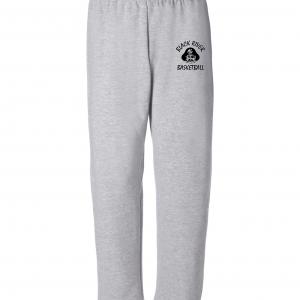 Black River Pirates Gildan Sweatpants, Grey