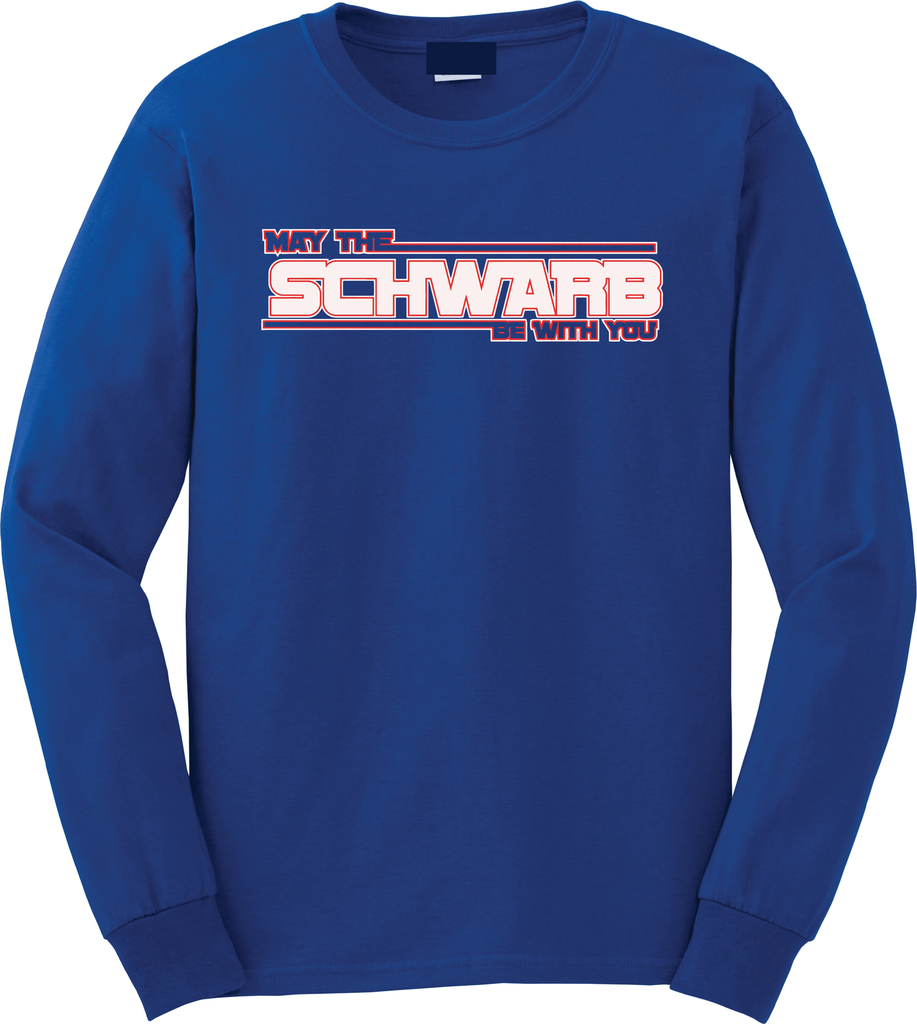 huge selection of bdf1a 8e60c May the Schwarb Be with You - Chicago Cubs