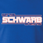 May the Schwarb Be with You - Chicago Cubs, Hoodie, Long Sleeved, T-Shirt