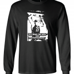 Cut Down the Nets - Glen Este Basketball - 2016, Long Sleeved, Black