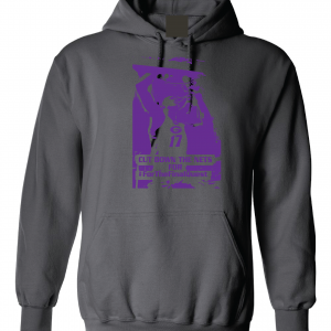 Cut Down the Nets - Glen Este Basketball - 2016, Hoodie, Charcoal