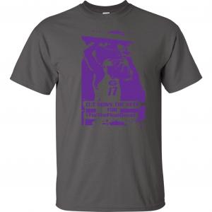 Cut Down the Nets - Glen Este Basketball - 2016, T-Shirt, Charcoal