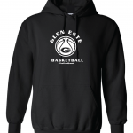 Final Quest - Glen Este Basketball - 2016, Hoodie, Black