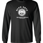 Final Quest - Glen Este Basketball - 2016, Long Sleeved, Black