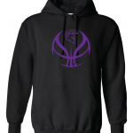 Trojan Basketball - Glen Este Basketball - 2016, Hoodie, Black