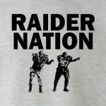 Raider Nation Fan - Oakland - NFL, Hoodie, Long Sleeved, T-Shirt, Women's Cut T-Shirt, Crew Sweatshirt