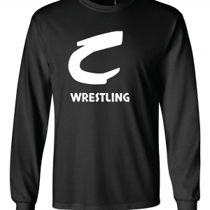 Columbia Raiders Wrestling, Black Long Sleeved