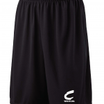 Columbia Raiders Wrestling, Black Shorts