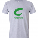 Columbia Raiders Wrestling, Grey T-Shirt