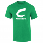 Columbia Raiders Wrestling, Green T-Shirt