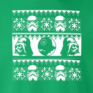 Vader / Stormtrooper Ugly Sweater Shirt, Hoodie, Long Sleeved, T-Shirt, Women's Cut T-Shirt, Crew Sweatshirt, Raglan