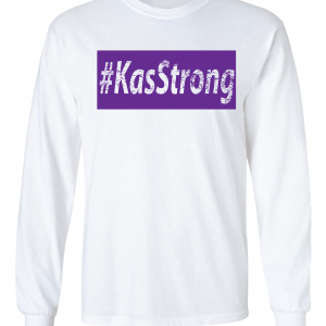 KasStrong - Long-Sleeved, White