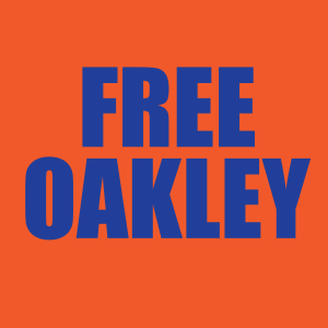 Free Oakley, Hoodie, Sweatshirt, Long Sleeved, T-Shirt, Women's Cut T-Shirt