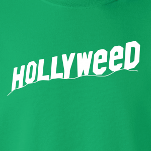 Hollyweed, Hoodie, Long Sleeved, T-Shirt, Sweatshirt