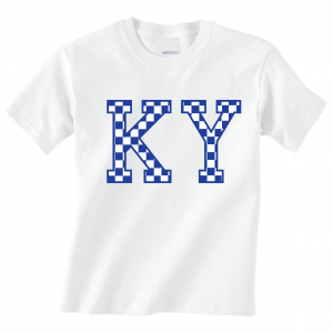 KY - Kentucky Wildcats, T-Shirt, White