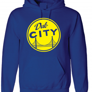 Dub City, Royal Blue, Hoodie