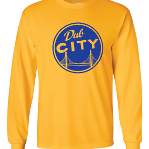 Dub City, Gold, Long-Sleeved