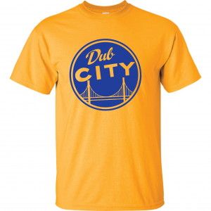 Dub City, Gold, T-Shirt