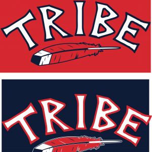 Tribe - Cleveland Indians, Hoodie, Long-Sleeved, T-Shirt, Crew Sweatshirt, Women's Cut T-Shirt